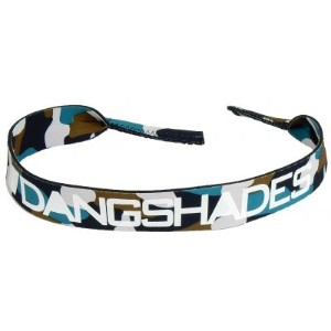 DANG SHADE D-String Blue CAMO <ダン・シェイディーズ ストラップ>