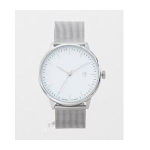 DOORS CHEAPO WATCH NANDO SILVER【アーバンリサーチ/URBAN RESEARCH 腕時計】