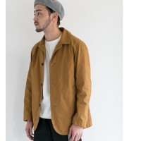 DOORS D'sh Washed Coverall JACKET【アーバンリサーチ/URBAN RESEARCH メンズ その他(ジャケット・スーツ) Mustard ルミネ LUMINE】