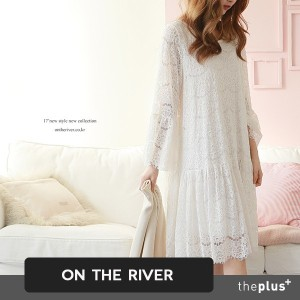 ★ontheriver★ SUPER SALE!! ★Dominic lace OPS / Feminine / Good Material / High Quality