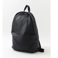 RODE SKO RODE SKO×UNSTANDARD COW LEATHER DAY PACK【アーバンリサーチ/URBAN RESEARCH メンズ, レディス その他(バッグ) BLACK...