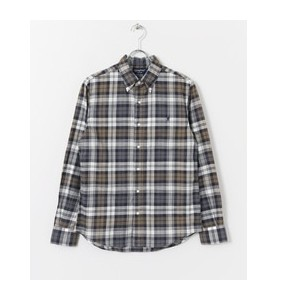 DOORS GYMPHLEX MADRAS CHECK LONG-SLEEVE SHIRTS【アーバンリサーチ/URBAN RESEARCH シャツ・ブラウス】