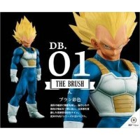 アミューズメント一番くじ DRAGONBALL超 SUPER MASTER STARS PIECE THE VEGETA 01 THE BURUSH (A ブラシ彩色)