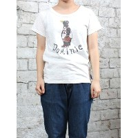 【42%OFF】【sale セール】PACIFIC PARK STORE(パシフィックパークストア)スラブ天竺半Tee DOMINIC basket pps-22324【ネコポス便は1枚まで】...