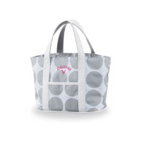 CW17 CANDY MTOTE GRY【税込】 キャロウェイ レディース ミニトートバッグ【数量限定】(グレー) Callaway Candy Mini Tote Women's GRY SS...