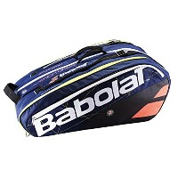 バボラ〔Babolat〕RACKET HOLDER×12PURE ラケットバッグ(BB751146)FRENCH OPEN