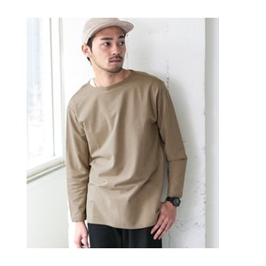 DOORS Drop Shoulder LONG-SLEEVE T-SHIRTS【アーバンリサーチ/URBAN RESEARCH Tシャツ・カットソー】