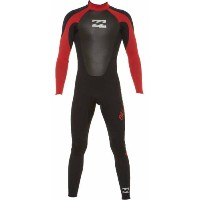 NEW【Billabong】【ビラボン】【ウェットスーツ】intruder black red 3/2 M