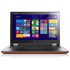 Lenovo ノートパソコン Yoga2 13(Windows 8.1 64bit/Office Home & Business 2013 /13.3型/Core i5-4200U...