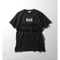 RUSSELL別注NOTRE-DAME【マイセルフ アバハウス/MYSELF ABAHOUSE Tシャツ・カットソー】
