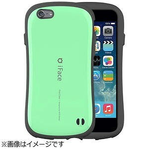 HAMEE iPhone6Plus用 iface First Classケース IP6IFACEFIRST55MT (ミント)