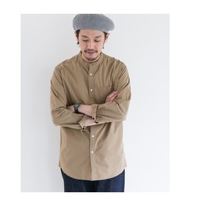 DOORS Band Collar Middle Shirts【アーバンリサーチ/URBAN RESEARCH シャツ・ブラウス】