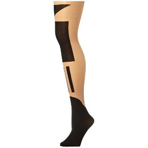 Pretty Polly Bold Shape Tower Block Tights
