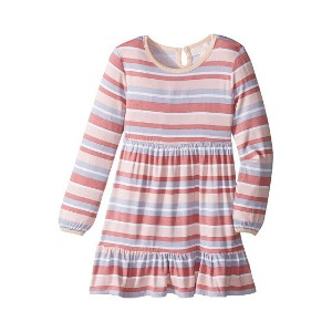 Pumpkin Patch Kids Stripe Skater Dress (Infant/Toddler/Little Kids/Big Kids)