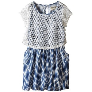 Lucky Brand Kids Lace Dress (Little Kids)