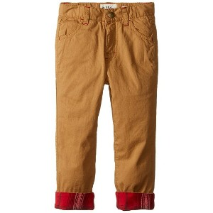 【ポイント2倍!6/22 1:59まで】Hatley Kids Khakis with Flanel Lined Cuff (Toddler/Little Kids/Big Kids)