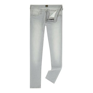 リー メンズ ボトムス ジーンズ【Lee Luke grey cloud slim taper jean】Grey Denim