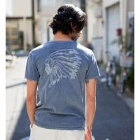Indian embroidery Tシャツ【goa/goa Tシャツ・カットソー】