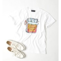 GOOD ROCK SPEED:BEASTIE BOYSプリントTEE【シップス/SHIPS Tシャツ・カットソー】