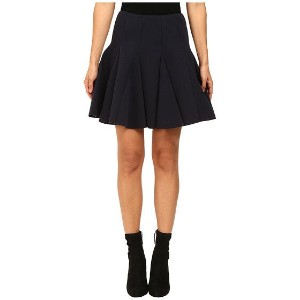 RED VALENTINO Scuba Jersey Skirt