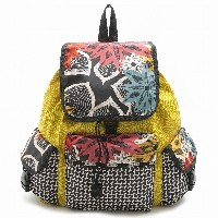 LeSportsac レスポートサック リュックサック 7839 Voyager Backpack D606 PAPRIKA VOYAGER [並行輸入商品]
