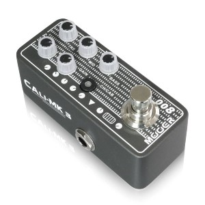 Mooer Micro Preamp 008 プリアンプ ギターエフェクター