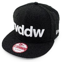 (リバーサル) REVERSAL キャップ rvddw NEW ERA CAP 9FIFTY SNAPBACK BLK