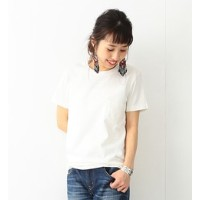 REMI RELIEF×Ray BEAMS / 別注 ポケット T【ビームス ウィメン/BEAMS WOMEN Tシャツ・カットソー】