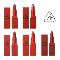 ★送料無料★韓国コスメ3CE RED RECIPE LIP / 3.5g / 13colors / Lips/MOOD RECIPE / LILY MAYMAC /マットリップ 口紅