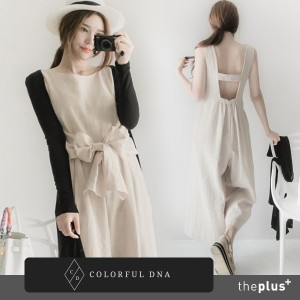 ★COLORFUL DNA★ hamo jumpsuit /DESIGN BY KOREA /Korea famous fashion blogger Recommended Products/...