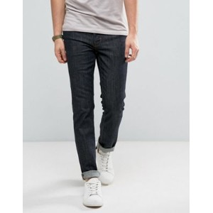 BOSS Orange by Hugo Boss Slim Fit Authentic Jean in Dark Blue