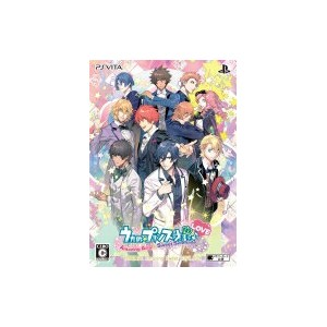 【送料無料】 Game Soft (PlayStation Vita) / うたの☆プリンスさまっ♪ Amazing Aria & Sweet Serenade LOVE 初回限定...