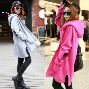 Fat mm thin sweater Autumn Women Korean loose big yards sweater cardigan sweater coat female...