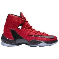 (取寄)ナイキ メンズ レブロン 13 エリート Nike Men's LeBron 13 Elite University Red Black Bright Crimson