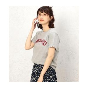 CB College LOGO Tシャツ【グリーンレーベルリラクシング/green label relaxing Tシャツ・カットソー】