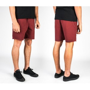 Brixton Madrid Short burgundy ショーツ ブリクストン