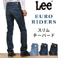 【5%OFF】【国内送料無料】『EURO RIDERS』ユーロライダース スリムテーパード/Lee/リー/スキニー/Lee--LM0813_156_146_126fs3gm【RCP】アクス三信...