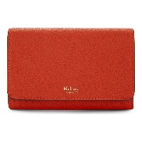 マルベリー mulberry レディース アクセサリー 財布【grained leather medium continental wallet】Fiery red