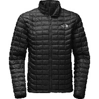 ノースフェイス メンズ ジャケット&ブルゾン アウター The North Face ThermoBall Full-Zip Insulated Jacket - Men's Tnf Black
