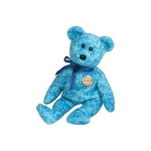 【Ty Beanie Babies Sparkles - Bear (BBOM January 2003) by Ty [並行輸入品]】