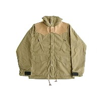 WAREHOUSE ウエアハウス × Rocky Mountain Feather Bed ロッキー マウンテン WH MOUNTAIN PARKA BEIGE ベージュ マウンテンパーカー...