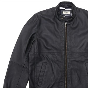 RHC Ron Herman(ロンハーマン) Sheep Skin Leather Jacket (ジャケット) BLACK 230-000968-041x【新品】