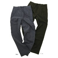 Vincent et Milleille(ヴァンソン エ ミレイユ)1TUCK WORK PANT 2color ワンタックワークパンツ
