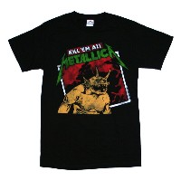 Metallica / Kill 'Em All Tee (Black)