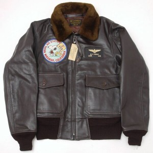 BUZZ RICKSON'S バズリクソンズ BR80425 G-1 MIL-J-7823 BUZZ RICKSON SPORTS WEAR SNOOPY PROJECT COMPANY スヌーピー...