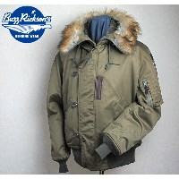 No.BR13042 BUZZ RICKSON'S バズリクソンズN-2 ORIGINAL SPEC.COTTON VERSION