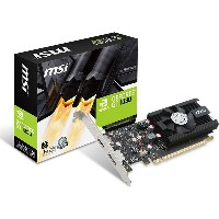 GT 1030 2G LP OC MSI PCI-Express 3.0 x4対応 グラフィックスボードMSI GeForce GT 1030 2G LP OC [GT10302GLPOC]...