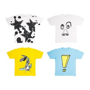 【IKEA/イケア/通販】 SPRIDD Tシャツ, アソートパターン(c)(70339253)