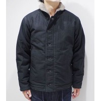 BUZZ RICKSON'S バズリクソンズ デッキジャケット『N-1 DECK JACKET NAVY DEPARTMENT』【ミリタリー・フライト】BR12030(Flight Jacket)