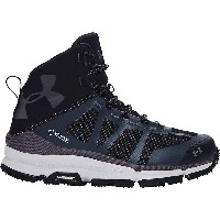 アンダーアーマー レディース ハイキング スポーツ Under Armour Women's UA Verge Mid GTX Boot Black / Elemental / Graphite